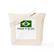 Made in Brazil Tote Bag