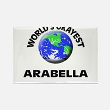 World's Okayest Arabella Magnets