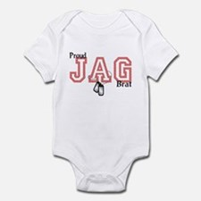 jag brat Infant Bodysuit