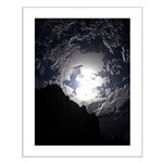 Earth Sky Small Poster