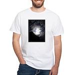 Earth Sky White T-Shirt