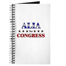 ALIA for congress Journal
