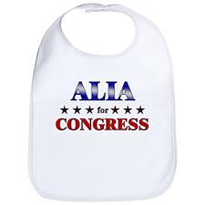 ALIA for congress Bib