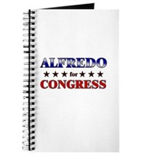 ALFREDO for congress Journal