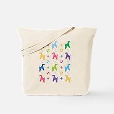 Welsh Terrier Designer Tote Bag