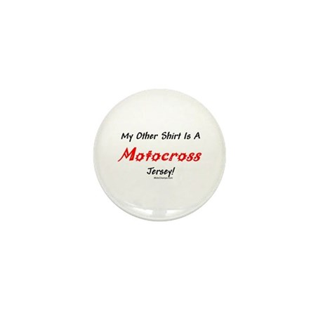 """""""My Other Shirt"""" Mini Button (100 pack)"""