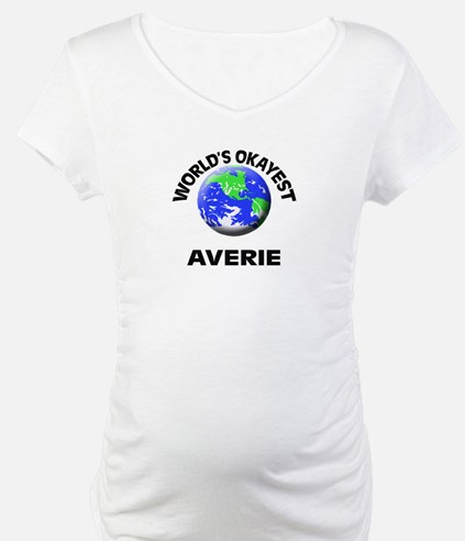 World's Okayest Averie Shirt
