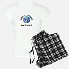 World's Okayest Ayanna Pajamas