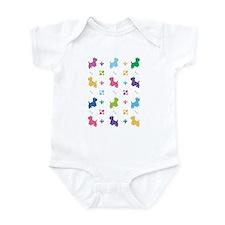 Westie Designer Infant Bodysuit