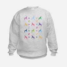 Whippet Designer Sweatshirt
