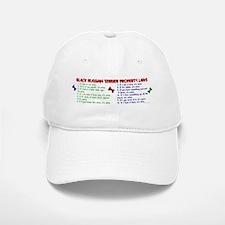 Black Russian Terrier Property Laws 2 Baseball Baseball Cap