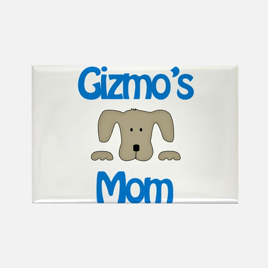 Gizmo's Mom Rectangle Magnet