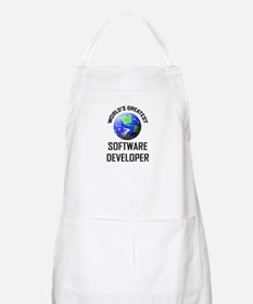 World's Greatest SOFTWARE DEVELOPER BBQ Apron
