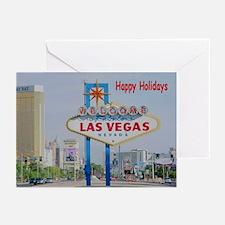 Las Vegas Happy Holidays Cards 10