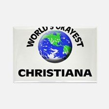 World's Okayest Christiana Magnets