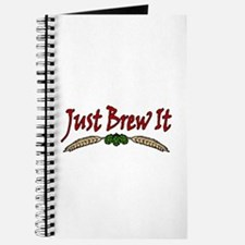 Just Brew It Journal