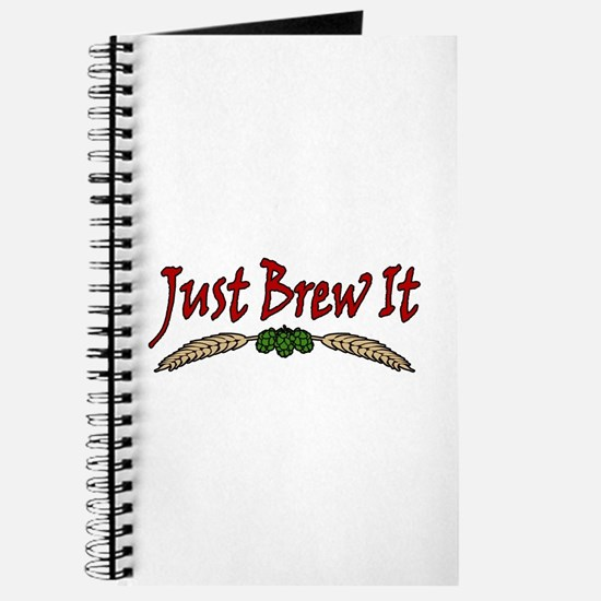 Just Brew It Journal