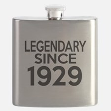 Legendary Since 1929 Flask