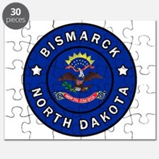 Bismarck North Dakota Puzzle