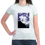 Fresco Skies Jr. Ringer T-Shirt