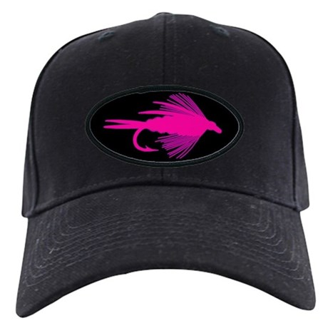 PINK FLY - Black Cap