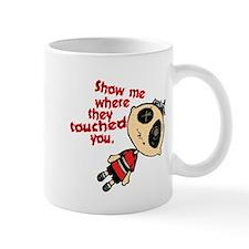 Naughty Doll Mug