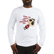 Naughty Doll Long Sleeve T-Shirt