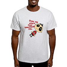 Naughty Doll T-Shirt