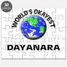World's Okayest Dayanara Puzzle