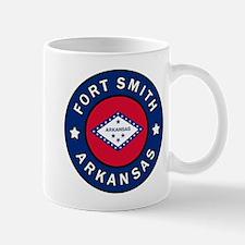 Fort Smith Arkansas Mugs