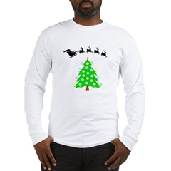 Santa's Ride Long Sleeve T-Shirt
