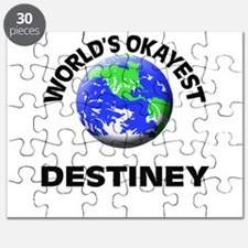 World's Okayest Destiney Puzzle