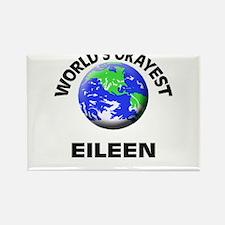 World's Okayest Eileen Magnets
