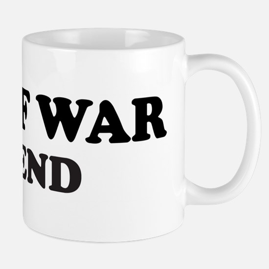 TUG OF WAR Legend Mug