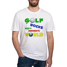Golf Rocks Armani's World - Shirt
