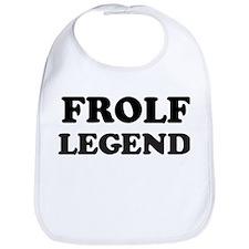 FROLF Legend Bib