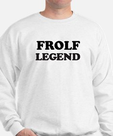 FROLF Legend Sweatshirt