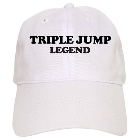 TRIPLE JUMP Legend Cap