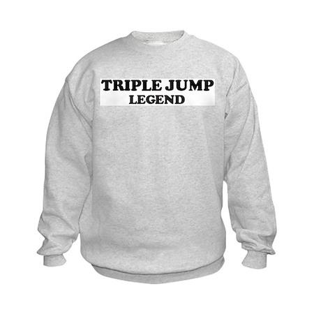 TRIPLE JUMP Legend Kids Sweatshirt