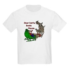 Dear Santa - Kids Printing T-Shirt