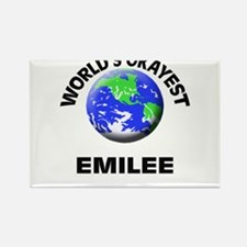 World's Okayest Emilee Magnets