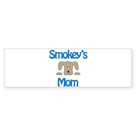Smokey's Mom Bumper Sticker