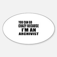 I Am Archivist Decal