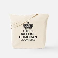 I Am Comoran Tote Bag