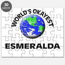 World's Okayest Esmeralda Puzzle