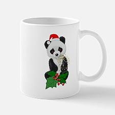Christmas Panda Mug
