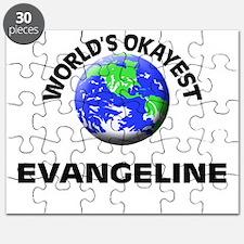 World's Okayest Evangeline Puzzle