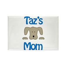 Taz's Mom Rectangle Magnet (10 pack)