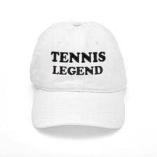 TENNIS Legend Baseball Cap