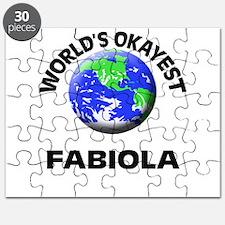 World's Okayest Fabiola Puzzle